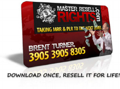 Master Resell Rights & Private Label Rights Membership