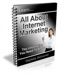 All About Internet Marketing - PLR