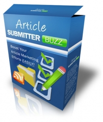 Article Submitter Buzz - Rebrandable Software