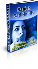 Banish Bad Habits - PLR