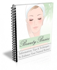 Beauty Basics Newsletter Set - PLR