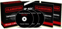 Classified Marketing Secrets - PLR