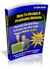 Creating A Profitable Web Site