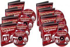 Digital Downloads Lockdown - PLR