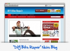 DIY Bike Repair Niche Blog