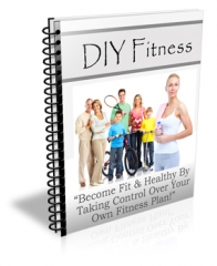 DIY Fitness Newsletter Course - PLR