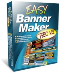 Easy Banner Maker Pro V2 - Personal Use Only