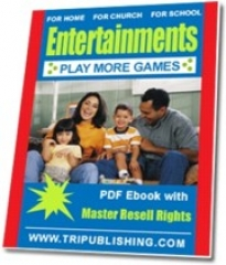 Entertainments For Home, Church And School - MRR