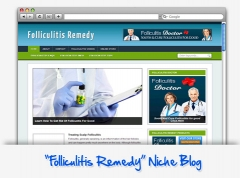 Folliculitis Remedy Niche Blog