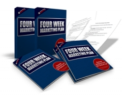Four Week Marketing Plan