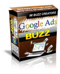 Google Ads Buzz - Rebrandable Software