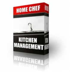 Home Chef  Kitchen Management - PLR