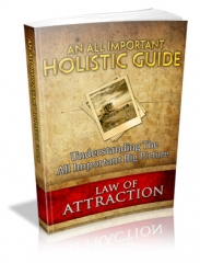 Law Of Attraction: A 30 Volume E-course