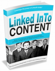 Linked Into Content - PLR