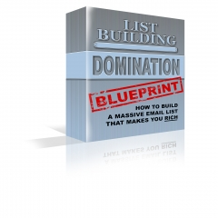 List Building Domination Blueprint - PLR
