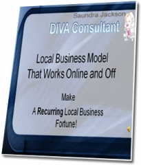 Local Business Model that Works Online and Offline - Santa Deal Time 08