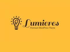 Lumieres Wordpress Theme