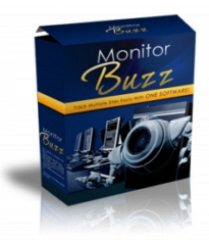 Monitor Buzz - Rebrandable Software
