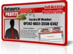 Outsource Profits - Sister Membership