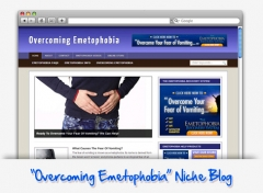 Overcoming Emetophobia Niche Blog