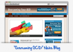 Overcoming Your OCD Niche Blog
