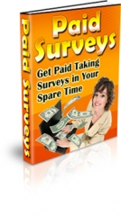 paid surveys - PLR