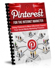 Pinterest for the Internet Marketer - PLR List Builder