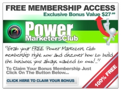Power Marketers Club - Silver Membership