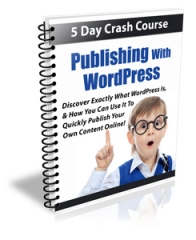 Publishing With WordPress - PLR
