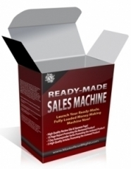 Push Button Money Sales Machine - PLR