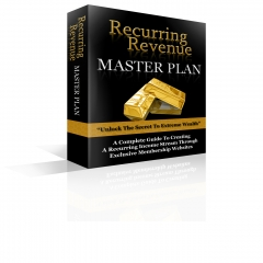 Recurring Revenue Master Plan - PLR