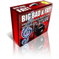 Royalty-Free Music: Big Bad & Fat - Personal Use - Santa Deal Time 08
