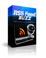RSS Feed Buzz - Rebrandable Software