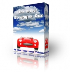 The Art Of Buying A Car - PLR