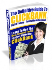 The Definitive Guide To Clickbank