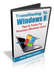 Transitioning To Windows 8 - PLR Upgrade
