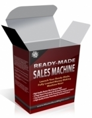 Vertical Jump Sales Machine - PLR