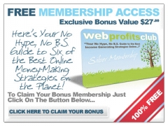 Web Profits Club - Silver Membership