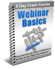 Webinar Basics Crash Course - PLR