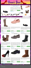 Womens Shoes Niche Blog - PLR