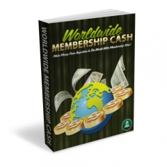 Worldwide Membership Cash - MRR