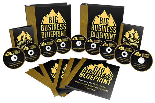 Big business blueprint video upgrade master resell rights private big business blueprint video upgrade malvernweather Gallery
