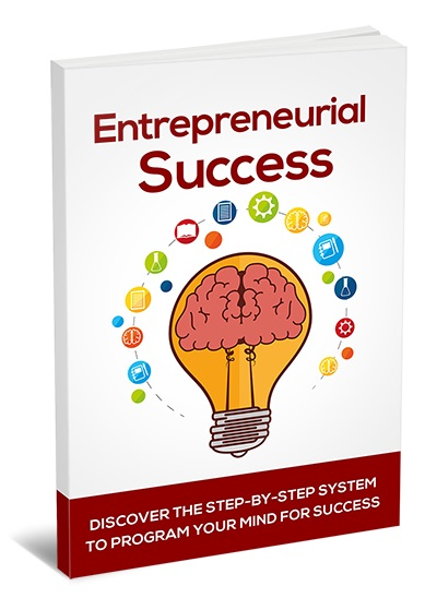 Entrepreneurial Success  Master Resell Rights Private Label Rights