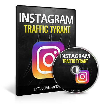 Instagram Traffic Tyrant - Master Resell Rights, Private