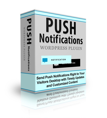 Push Notifications WP Plugin - Master Resell Rights, Private