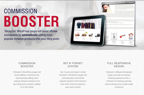 Stickyzon Wp Plugin - Master Resell Rights, Private Label Rights ...